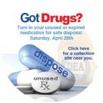Get rid of unused drugs