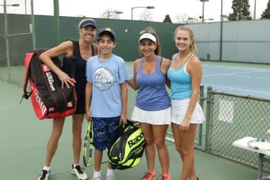 tennis fundraiser drug awareness